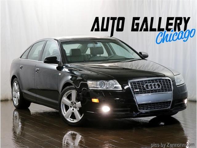 2007 Audi A6 (CC-1472608) for sale in Addison, Illinois