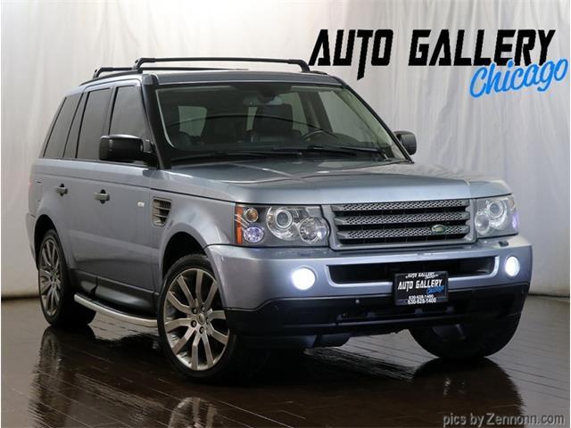 2009 Land Rover Range Rover Sport (CC-1472610) for sale in Addison, Illinois