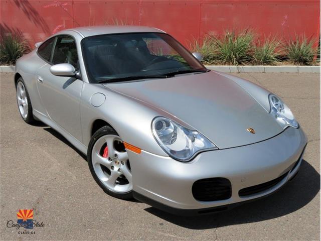 2002 Porsche 911 (CC-1472644) for sale in Tempe, Arizona