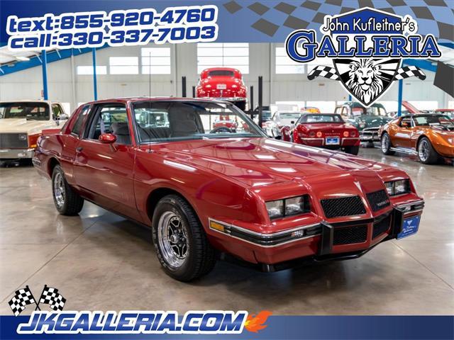 1986 Pontiac Grand Prix (CC-1470267) for sale in Salem, Ohio