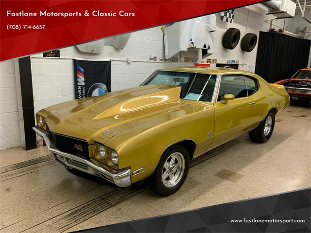 1971 Buick Skylark (CC-1472700) for sale in Addison, Illinois