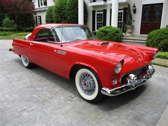1955 Ford Thunderbird (CC-1472708) for sale in Marietta, Georgia