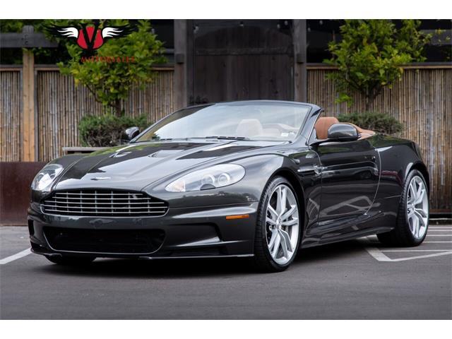 2012 Aston Martin DBS (CC-1472713) for sale in San Diego, California