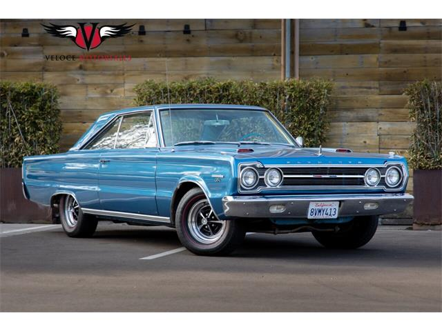 1967 Plymouth Belvedere (CC-1472714) for sale in San Diego, California