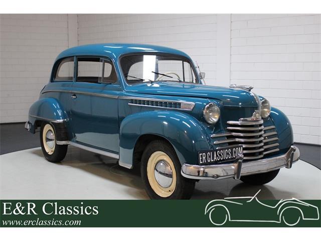 1952 Opel Olympia-Rekord (CC-1472726) for sale in Waalwijk, Noord Brabant