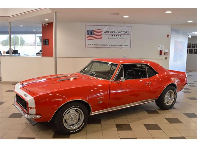 1967 Chevrolet Camaro (CC-1470278) for sale in San Jose, California