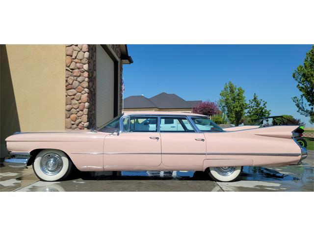 1959 Cadillac Sedan DeVille (CC-1472784) for sale in Parma, Idaho