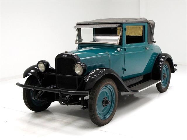 1926 Chevrolet Coupe (CC-1472797) for sale in Morgantown, Pennsylvania
