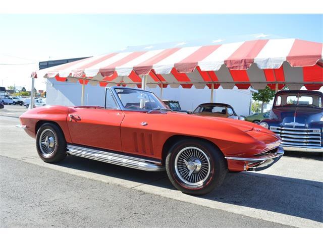 1965 Chevrolet Corvette (CC-1470280) for sale in San Jose, California