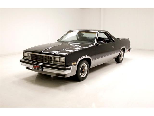 1987 Chevrolet El Camino (CC-1472815) for sale in Morgantown, Pennsylvania