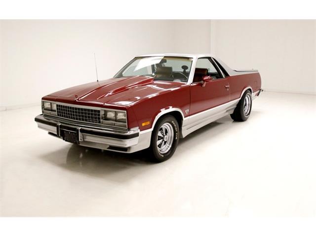 1984 Chevrolet El Camino (CC-1472818) for sale in Morgantown, Pennsylvania