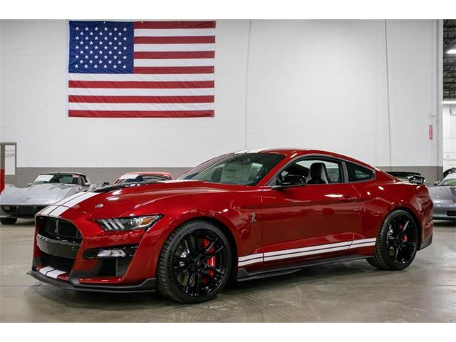 2020 Shelby GT500 (CC-1472821) for sale in Kentwood, Michigan