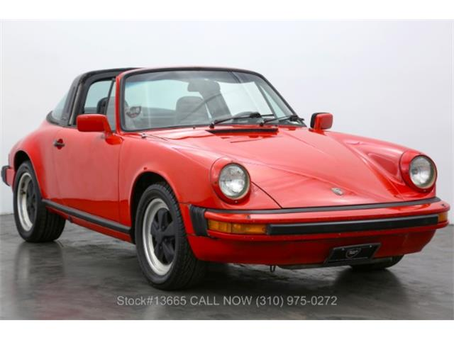 1982 Porsche 911SC (CC-1472843) for sale in Beverly Hills, California