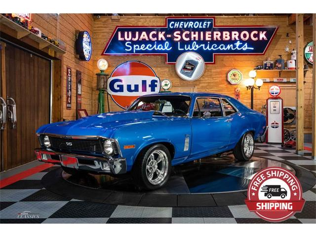 1970 Chevrolet Nova (CC-1470285) for sale in Green Brook, New Jersey