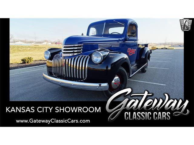 1941 Chevrolet 1/2-Ton Pickup (CC-1472859) for sale in O'Fallon, Illinois