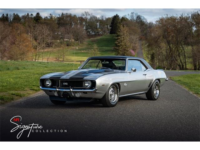 1969 Chevrolet Camaro (CC-1470286) for sale in Green Brook, New Jersey