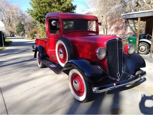 1935 Chevrolet Master (CC-1472866) for sale in Cadillac, Michigan