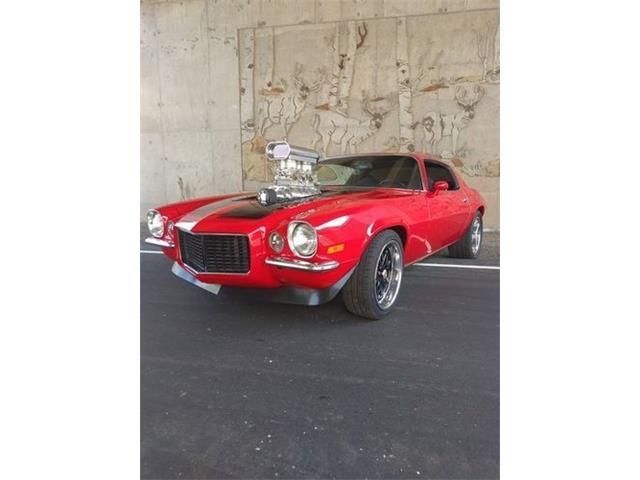 1970 Chevrolet Camaro (CC-1472868) for sale in Cadillac, Michigan