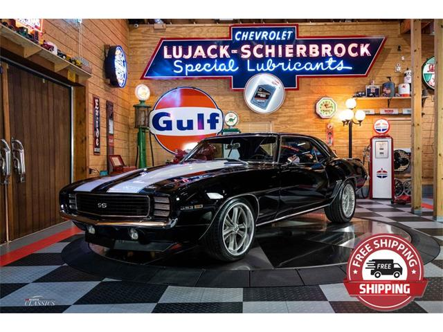 1969 Chevrolet Camaro (CC-1470288) for sale in Green Brook, New Jersey