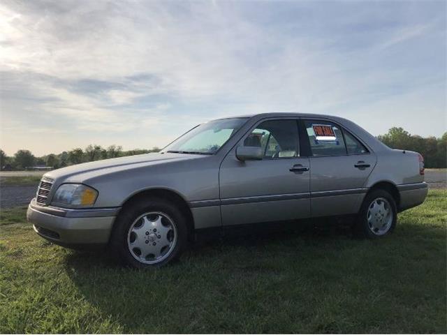 1995 Mercedes-Benz C280 (CC-1472881) for sale in Cadillac, Michigan