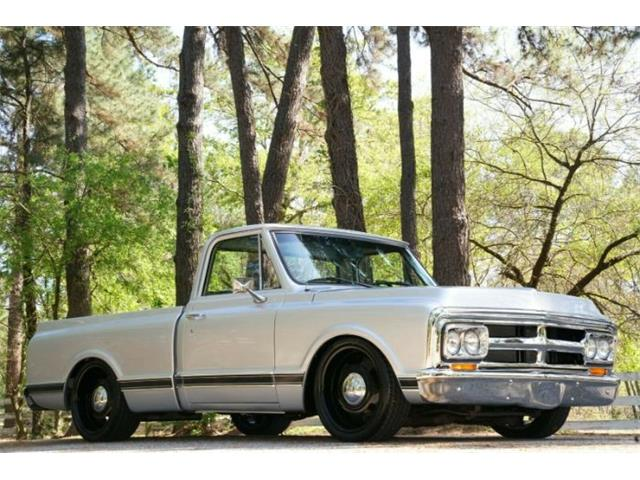 1970 Chevrolet C10 (CC-1472884) for sale in Cadillac, Michigan