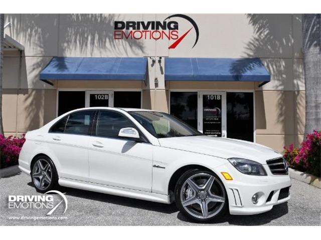 2008 Mercedes-Benz C63 AMG (CC-1472886) for sale in West Palm Beach, Florida