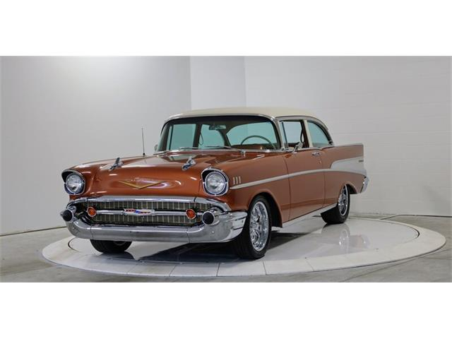 1957 Chevrolet Bel Air (CC-1472901) for sale in Springfield, Ohio