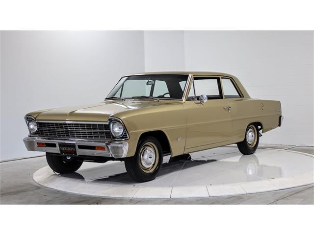 1967 Chevrolet Nova (CC-1472914) for sale in Springfield, Ohio