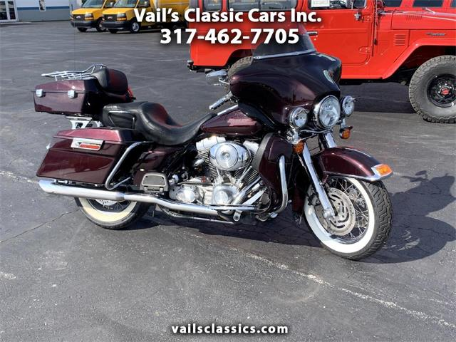 2005 Harley-Davidson Electra Glide (CC-1470292) for sale in Greenfield, Indiana