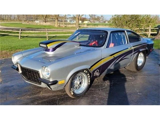 1972 Chevrolet Vega (CC-1472940) for sale in Battle Creek, Michigan