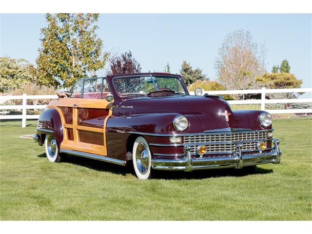 1946 Chrysler Town & Country (CC-1472943) for sale in Boise, Idaho