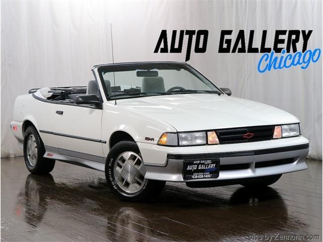 1989 Chevrolet Cavalier (CC-1472951) for sale in Addison, Illinois