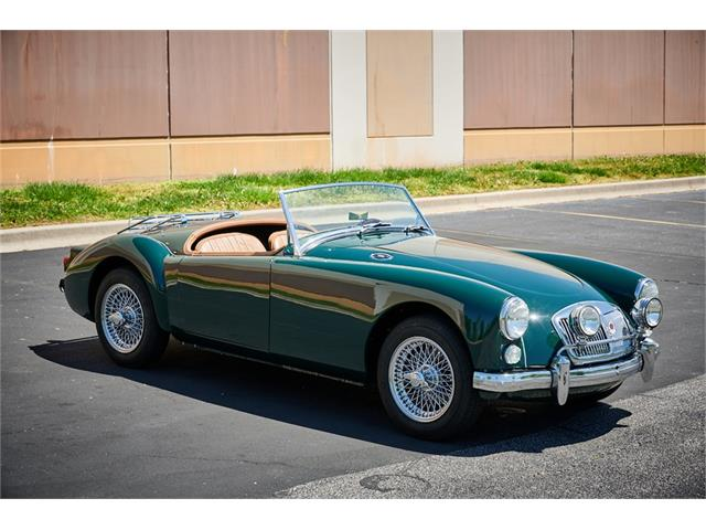 1957 MG MGA (CC-1472960) for sale in St. Louis, Missouri