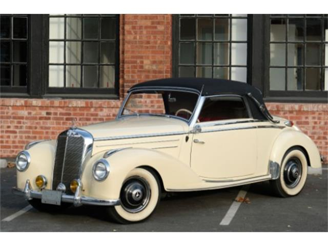 1952 Mercedes-Benz 220 (CC-1472963) for sale in Astoria, New York