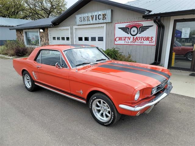 1966 Ford Mustang (CC-1472994) for sale in Spirit Lake, Iowa