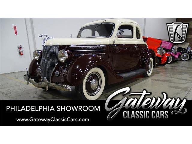 1936 Ford 5-Window Coupe (CC-1473017) for sale in O'Fallon, Illinois