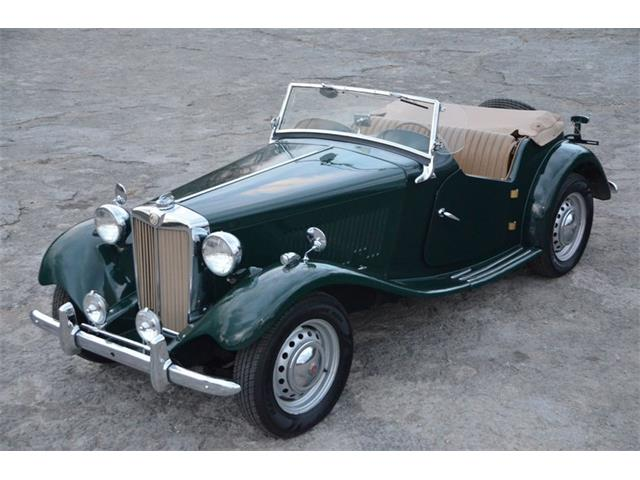 1952 MG TD (CC-1470304) for sale in Lebanon, Tennessee