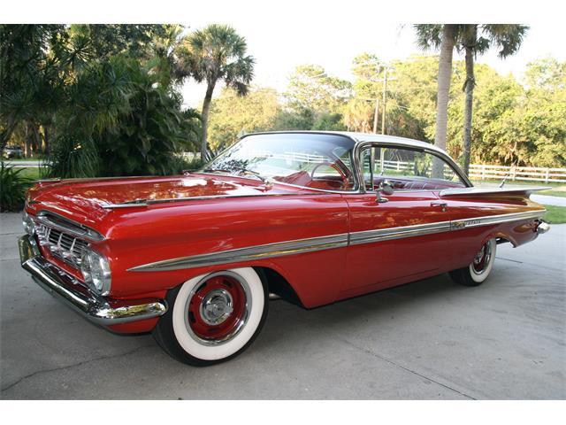 1959 Chevrolet Impala (CC-1473064) for sale in Venice Beach, Florida