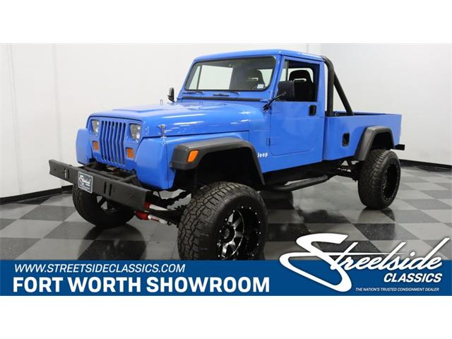 1986 Jeep CJ (CC-1473083) for sale in Ft Worth, Texas
