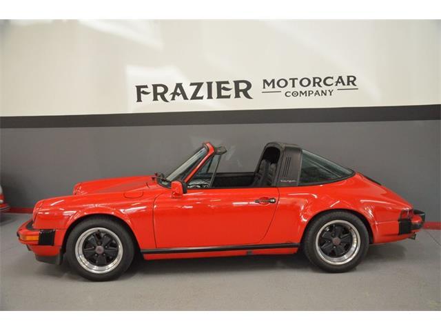 1984 Porsche 911 (CC-1470309) for sale in Lebanon, Tennessee