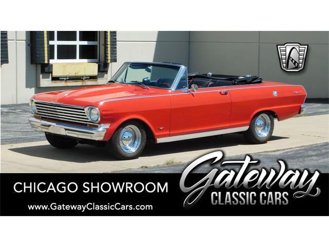1963 Chevrolet Nova II (CC-1473095) for sale in O'Fallon, Illinois