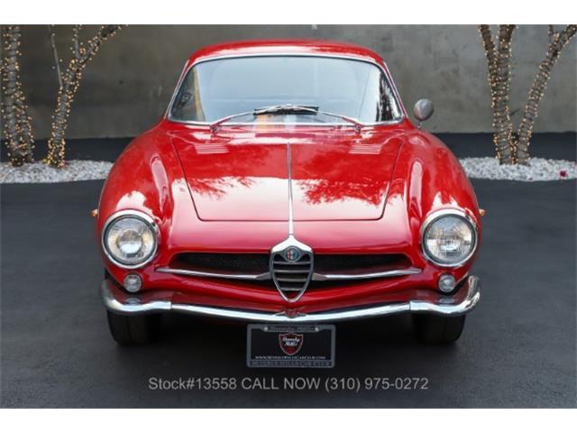 1962 Alfa Romeo Giulietta Sprint Speciale (CC-1473096) for sale in Beverly Hills, California
