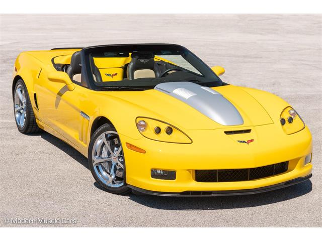 2010 Chevrolet Corvette (CC-1470311) for sale in Ocala, Florida