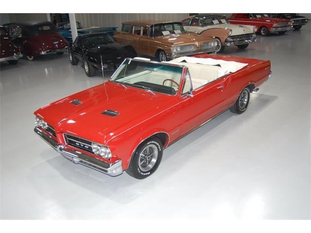 1964 Pontiac GTO (CC-1473113) for sale in Rogers, Minnesota