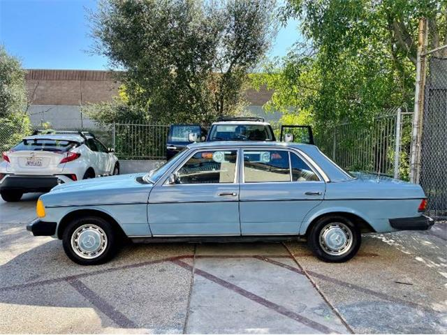 1982 Mercedes-Benz 240D (CC-1473150) for sale in Cadillac, Michigan