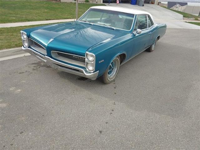 1967 Pontiac LeMans (CC-1473152) for sale in Cadillac, Michigan