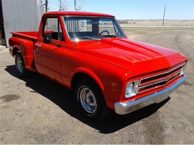 1968 Chevrolet Pickup (CC-1473157) for sale in Cadillac, Michigan