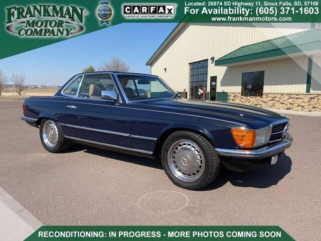 1984 Mercedes-Benz 500 (CC-1470316) for sale in Sioux Falls, South Dakota