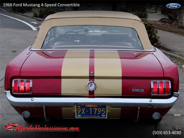 1966 Ford Mustang for Sale | ClassicCars.com | CC-1473169