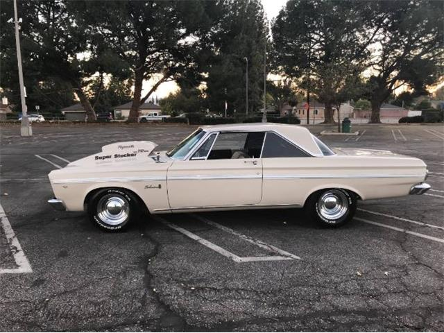 1965 Plymouth Belvedere (CC-1473189) for sale in Cadillac, Michigan